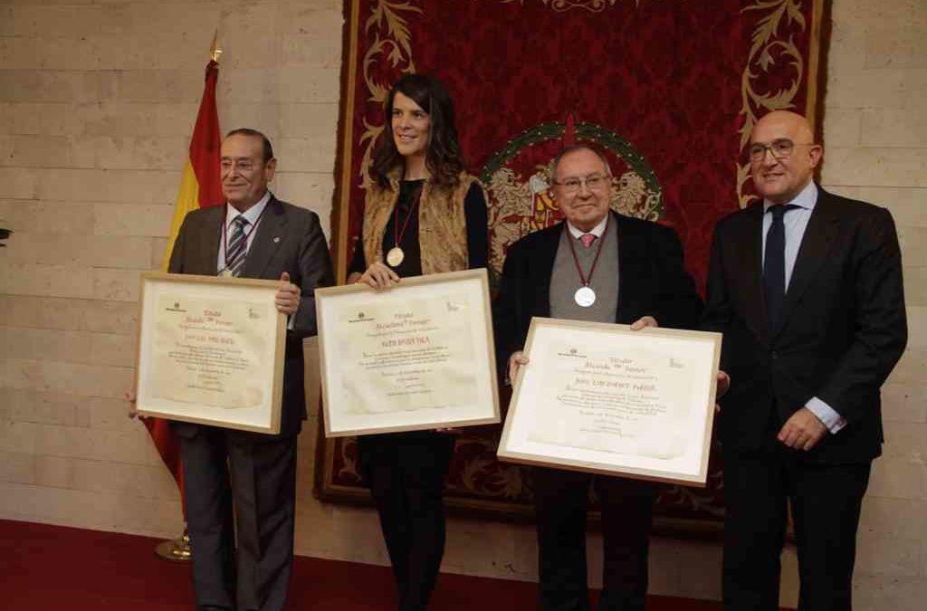 Los Enologos premian el Museo del Vino de Peñafiel