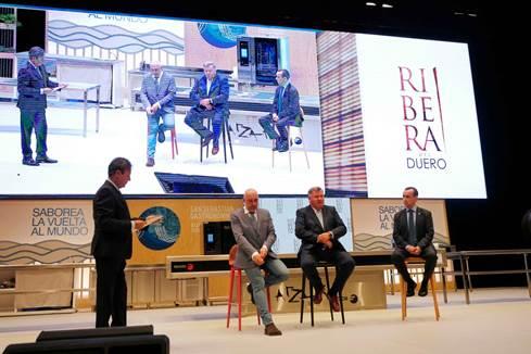 Presentación de los vinos blancos de Ribera del Duero en San Sebastián Gastronomika