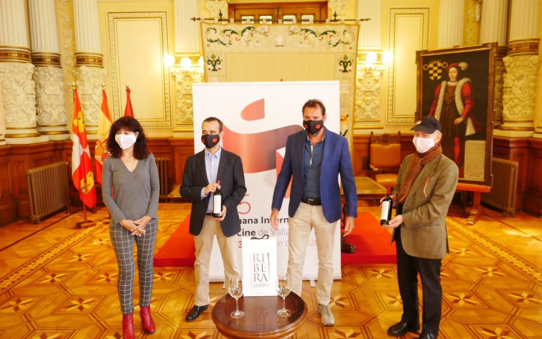 Ribera del Duero vino oficial de SEMINCI